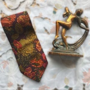 Elegant Vintage 80's Tie by Inconito Collection
